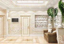 Патриарх холл Дизайн проект